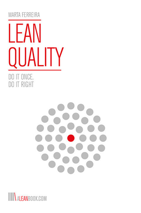 LEAN QUALITY -Do it once, Do it right!