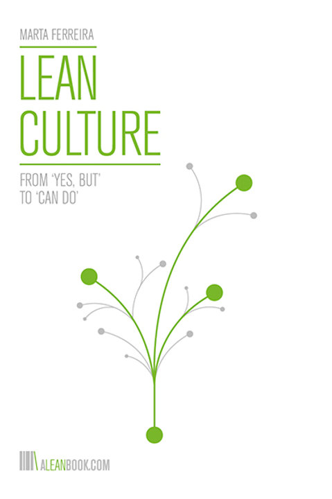 LEAN CULTURE                From 'Yes but' to 'Can do'