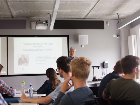 EVMT Support University of Exeter's Professional Pathways Initiative