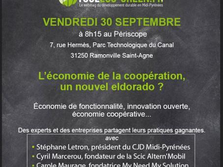Café Green : l'économie de la coopération