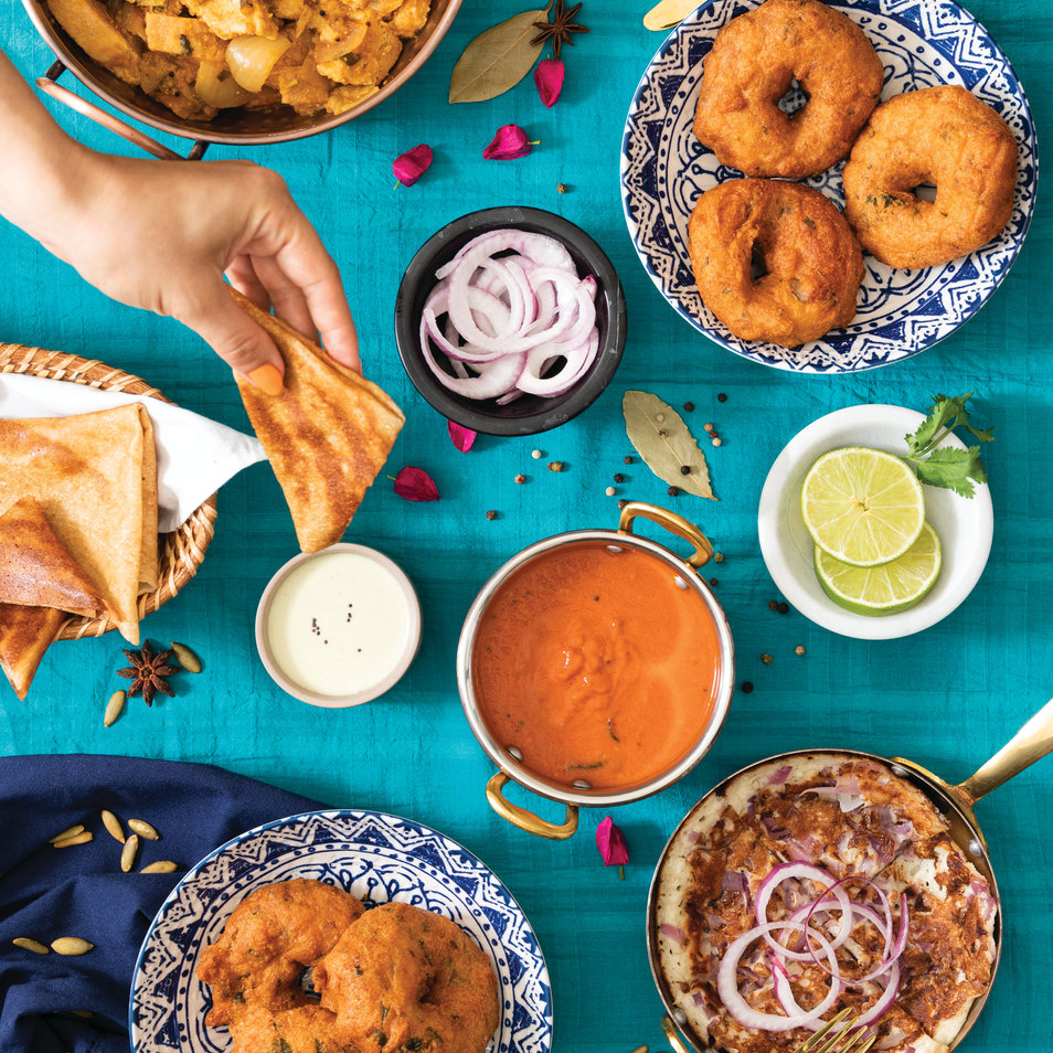 Bare Magazine vol2_Indian Breakfast_with