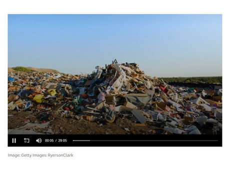 Waste management: ingenuity, mindset and working with nature (Future Tense; ABC Radio Interview)