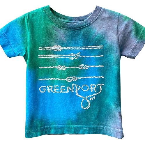 Greenport Sailor Knots in Sea Salt