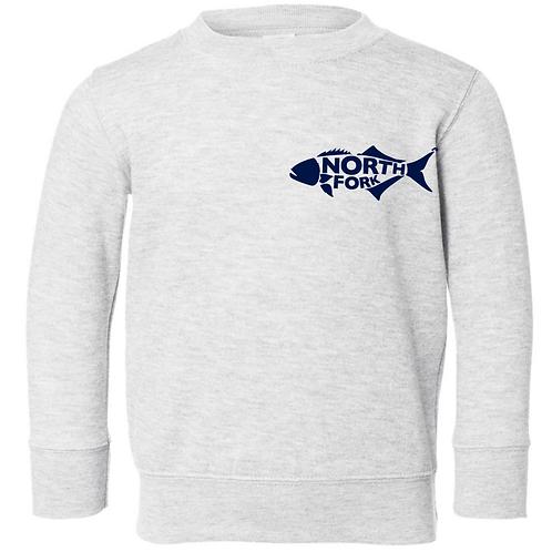 North Fork Fish - Toddler Sweatshirt
