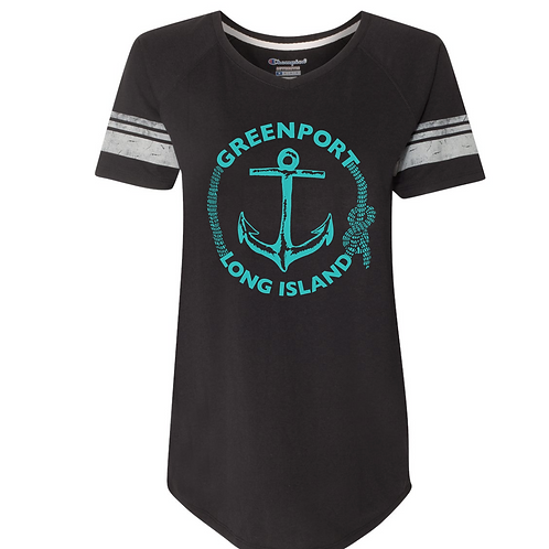 Greenport Classic Anchor T-Shirt