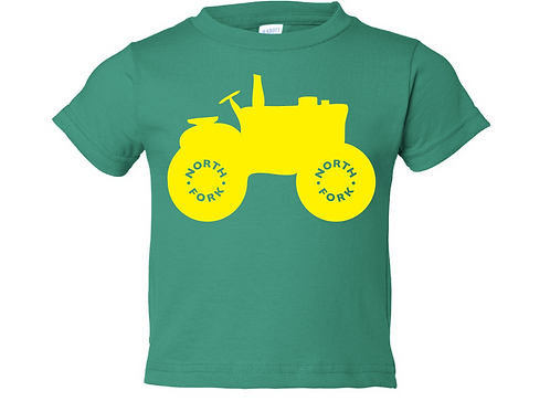 North Fork Tractor T-Shirt 5.5 oz.