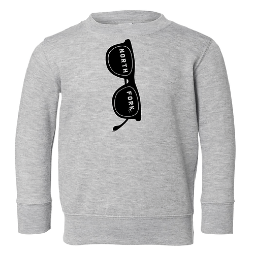 Rock the Shades Grey Sweatshirt