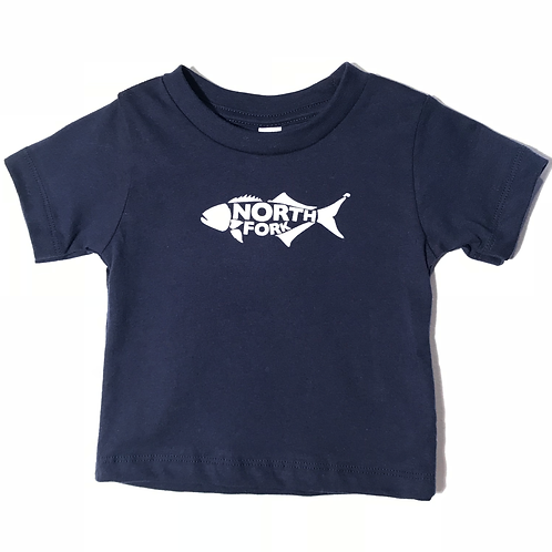 North Fork Fish - Infant T-Shirt