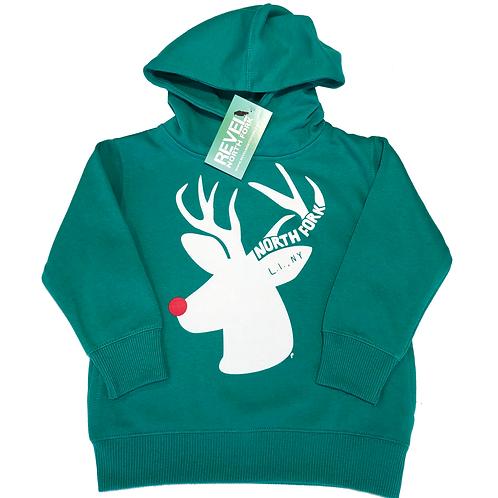 North Fork Reindeer Hoodie