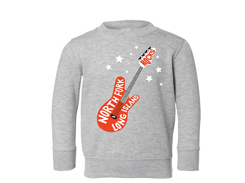 North Fork Rocks Sweatshirt