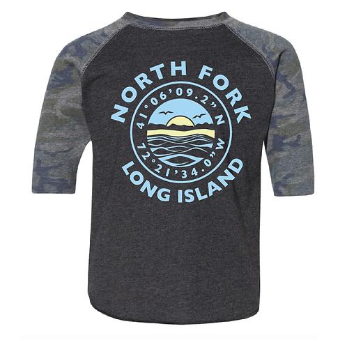 Coordinate Baseball Shirt