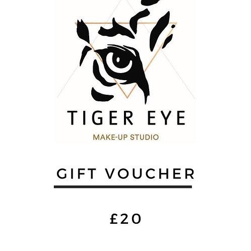 £20 Tiger Eye Gift Card