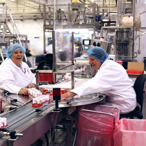 Saluti da Ashford! Why Premier Foods is in Vogue in Italy