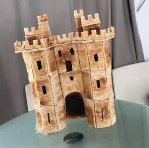 Matt's king of the castle - thanks to Kingsmill
