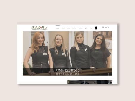 Rochell Rose Website Launch & Update!