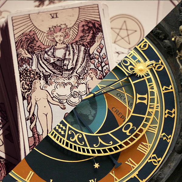 ASTROLOGIE / KARTENLEGEN