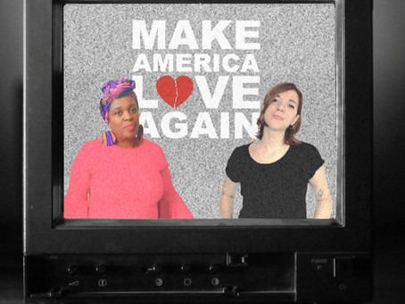 """AN INTERVIEW WITH WOOLFMAN, CO-DIRECTOR OF """"MAKE AMERICA LOVE AGAIN"""""""