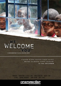 WE WELCOME YOU