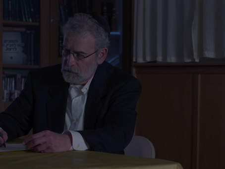 """AN INTERVIEW WITH DANIEL VITAL, DIRECTOR, WRITER & PRODUCER OF """"THANK YOU REBBE"""""""