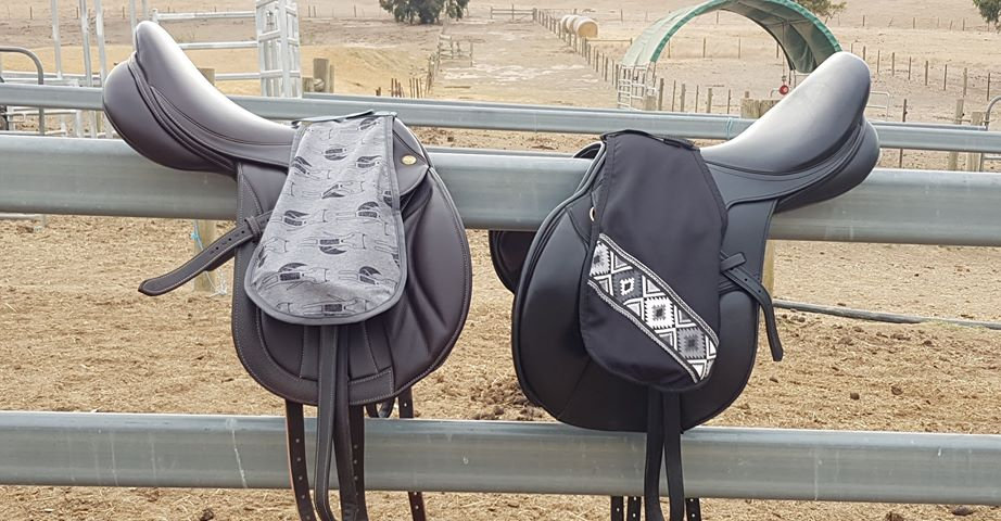 STIRRUP COVERS - Customise your own