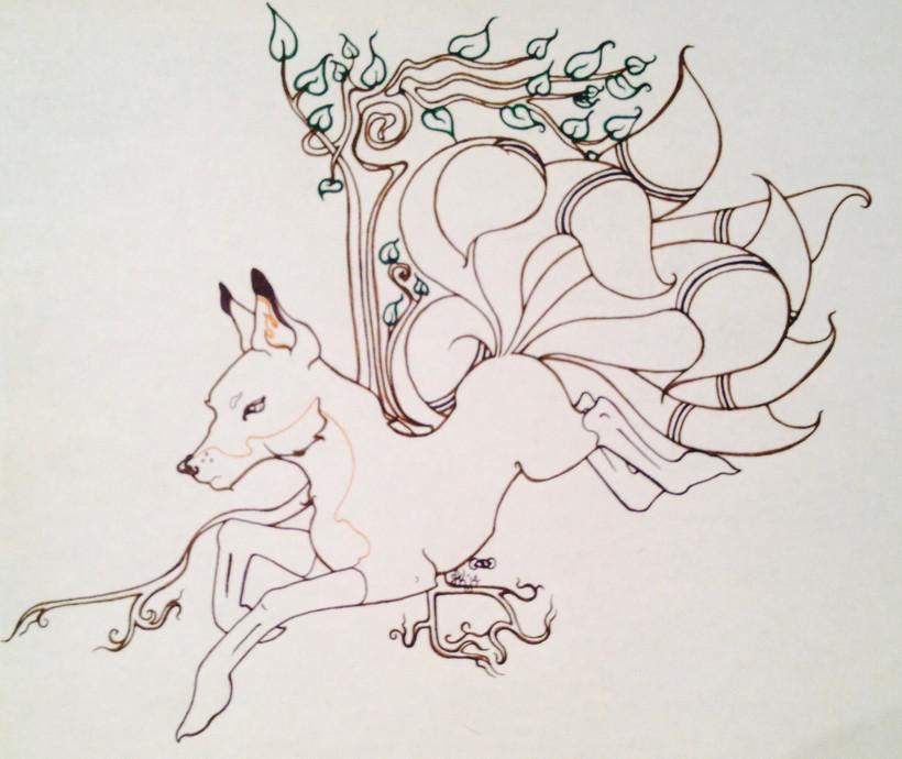 Forest Kitsune.jpg
