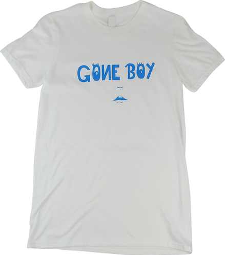 GOИE BOY - White/Blue