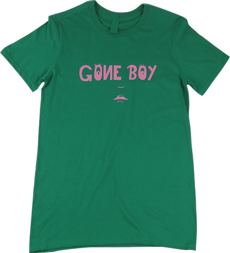 GOИE BOY - Green/Pink