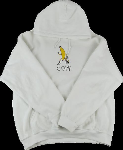 Logo Hoodie - White