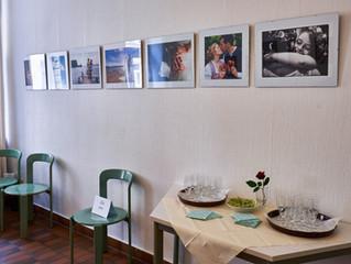 Impressionen aus der Vernisage meiner Fotoausstellung