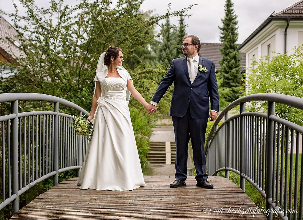 Hochzeit in Krailling bei München