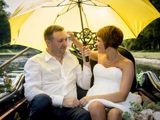 Hochzeit mit Venedigsflair