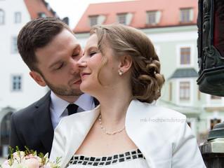 Sylvia und Marco - zärtlichste Hochzeitsgeständnis