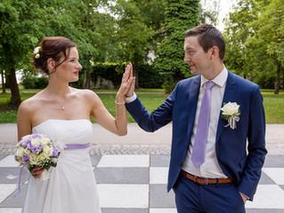Eine Mai- Hochzeit in Herrsching am Ammersee