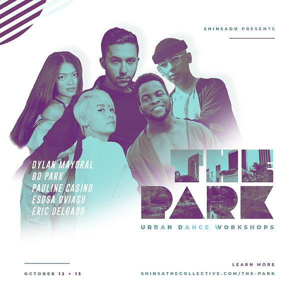 The Park Registration Flyer v5 Teal Past