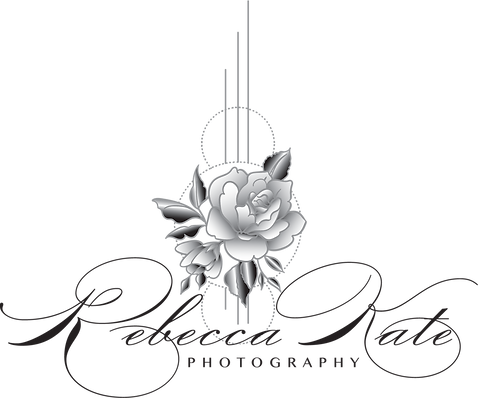 Rebecca Kate Photography Logo Black with