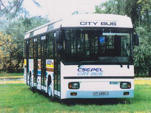 Csepel-Union City Bus