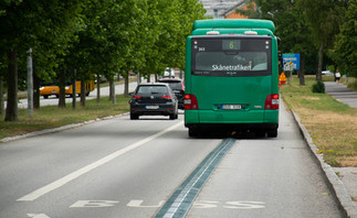EVolution Road   In-Motion Charging   Lund