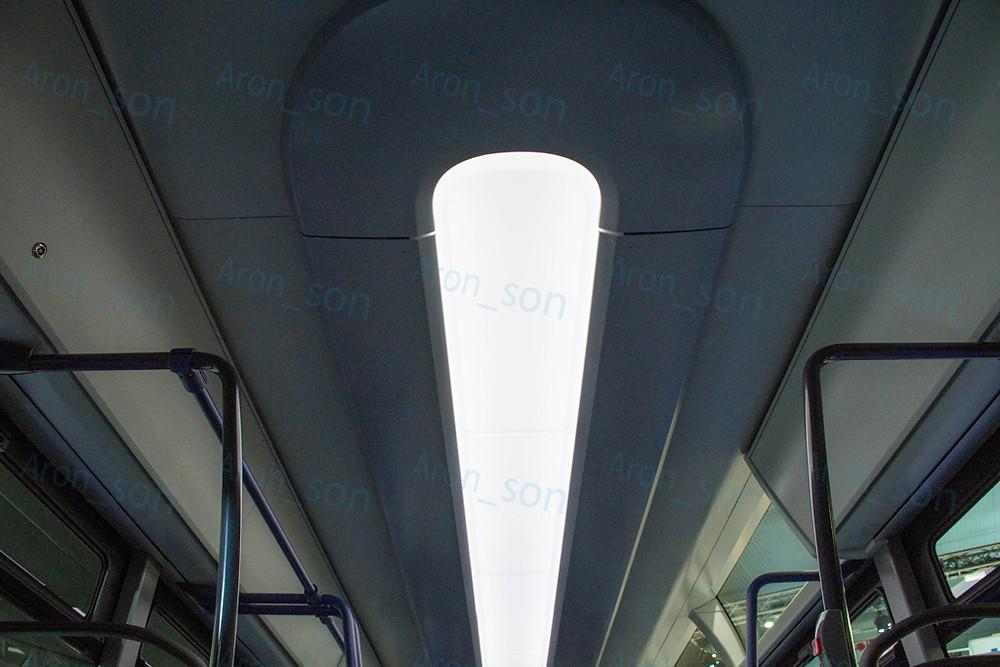 Az utastérvilágítás tetszik.