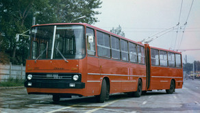 Kísérleti Ikarus 280T-k #2