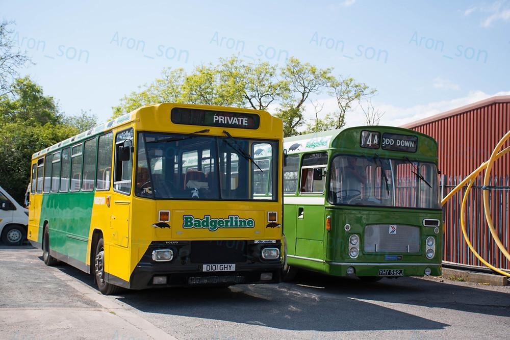 A már korábban szerepelt Alexander P és Bristol RELL6L...