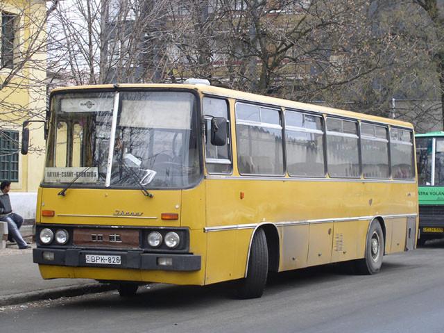BPK-826 (1987), itt már dupla fényszóróval. Kép forrása ismeretlen.