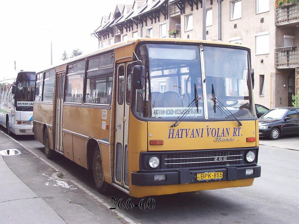 BPK-855 (1989). Fotó: 266-60