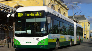SzKT-ARC Tr187 Budapesten