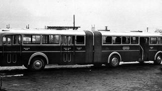 Csuklós autóbuszok a vidéki közlekedésben az IK 280-asok előtt | 1. rész