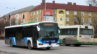 Megújuló tatabányai autóbusz-közlekedés