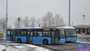 Van Hool newA330 | NUV-682 és NUV-683