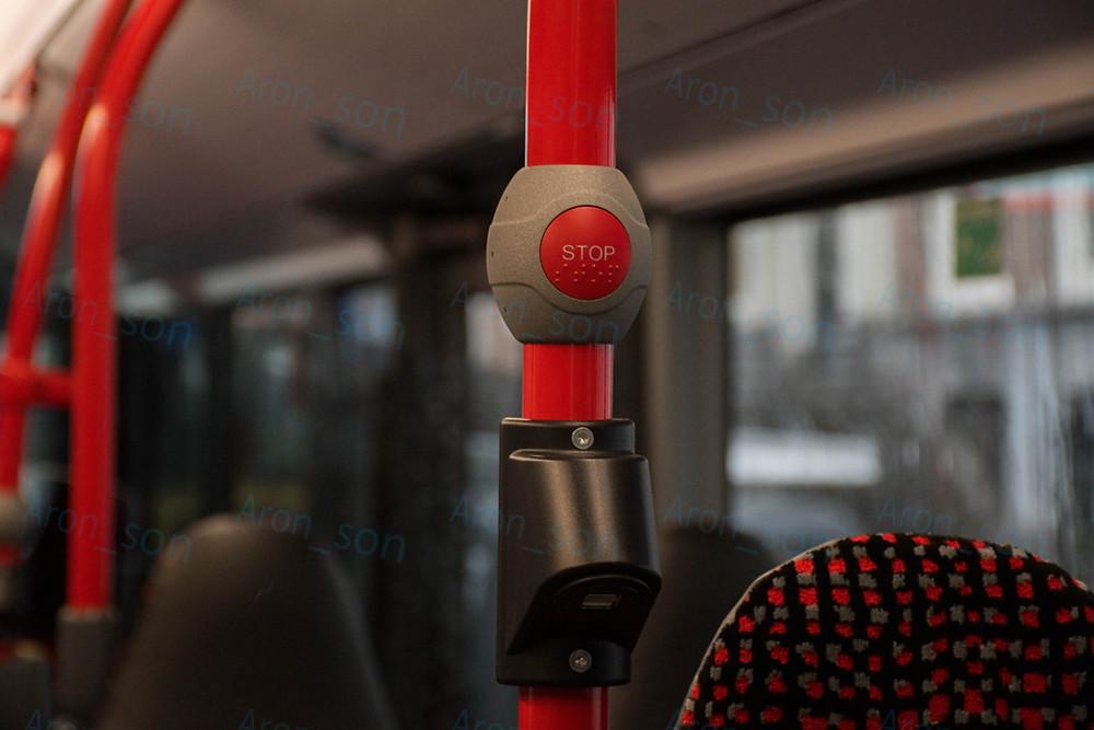 USB-töltőpontok minden üléspárhoz.