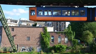 Wuppertali magasvasút
