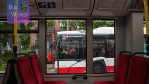 Solaris Urbino 18 FCEV (2014) teszt