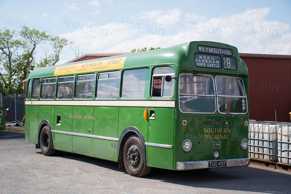Egy újabb gyöngyszem: 1956-os Bristol LS6G.